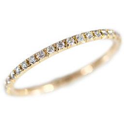 ティファニー メトロ・フルエタニティ・ダイヤモンド(エンゲージ・マリッジ)リング・指輪/K18RG/1.0g/6.5号/TIFFANY & Co.■219558