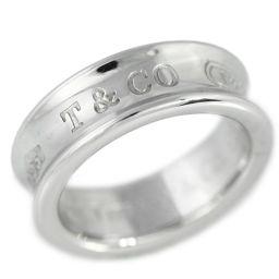 ティファニー 1837・ミディアムリング・指輪/Sv925-7.6g/13号/#53/シルバー/TIFFANY & Co. 翌日配送可■218847