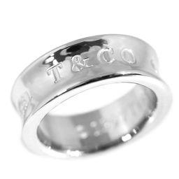 ティファニー ナロー・1997リング・指輪/Sv925-5.5g/8.5号/シルバー/TIFFANY & Co. 翌日配送可■219421