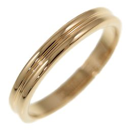 Boucheron Godron Ring / Ring / K18PG / 750-3.4g / 12 issue / # 52 / JAL000952 / Pink gold / BOUCHERON Next day delivery is possible / h200318 ■ 333362
