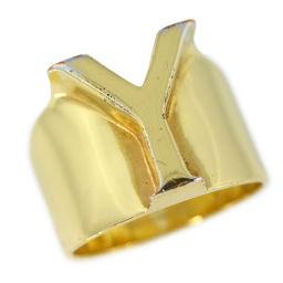 クロエ Y字型モチーフ・ALPHABET/アルファベットリング・指輪/合金/メッキ-6.0g/14号/#54/ゴールド/Chloe 翌日配送可■214471