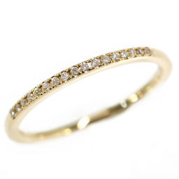 ノジェス 17P・ダイヤモンドリング・指輪/K10YG/416-0.9g/0.05ct/9号/#49/イエローゴールド/NOJESS 翌日配送可/h190405■284682