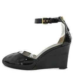 マークジェイコブス ウェッジソール・パンプス・靴/ブラック/MARC JACOBS 翌日配送可■208214