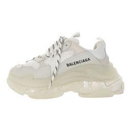 バレンシアガ トリプルS CLEAR SOLEトレーナー・スニーカー靴 クリアソール #35/544351W09E1/JP23/BALENCIAGA 翌日配送可/b190717■299626