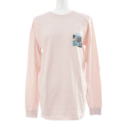 Stussy UNION TOKYO Top / T-shirt Top / M / Pink / STUSSY Next day delivery available / b 190 702 ■ 297378