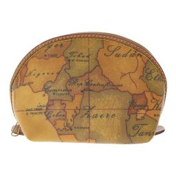 Prima Classe Cosmetic pouch Small container Map / light brown / PRIMA CLASSE next day delivery possible / b 190 615 ■ 295 163