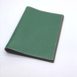 HERMES Hermes Agenda Notebook Cover Vaux Epson Women's Men's Notebook Cover DH0028 [Used] AB Rank