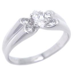 Van Cleef & Arpels ヴァンクリーフ&アーペル 750ホワイトゴールド×ダイヤモンド 9号 レディース リング・指輪【中古】Aランク