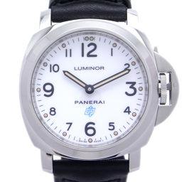 PANERAI パネライ PAM00630 ルミノール ベースロゴ ステンレススチール メンズ 腕時計 DH48084【中古】ABランク