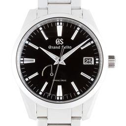 SEIKO セイコー SBGA301 (9R65-0BM0) ステンレススチール ブラック 文字盤 メンズ 腕時計【中古】ABランク