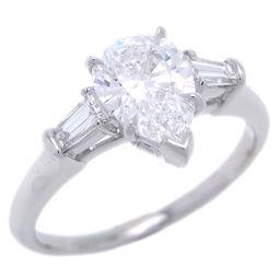 HARRY WINSTON ハリーウィンストン Pt950プラチナ×ダイヤモンド 11号 レディース リング・指輪【中古】Aランク