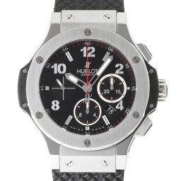 HUBLOT ウブロ 301.SX.130.RX ビッグバン クロノグラフ ステンレススチール メンズ 腕時計 DH48779【中古】Aランク