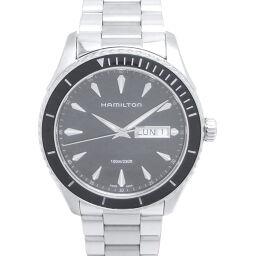 HAMILTON ハミルトン ジャスマスター ステンレススチール メンズ 腕時計 DH49696【中古】Aランク