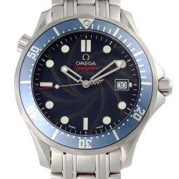 OMEGA オメガ 2226.80 シーマスター 007 ジェームズボンド 10007本限定 ステンレススチール メンズ 腕時計 DH50206【中古】ABランク
