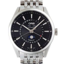 ORIS Oris 01.915.76434034 Artelier Complication Stainless Steel Men's Watch DH50717 [pre-owned] AB rank