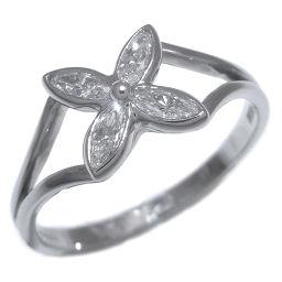 TIFFANY&Co. ティファニー ビクトリア ダイヤモンド Pt950プラチナ×ダイヤモンド 13.5号 レディース リング・指輪 DH50777【中古】Aランク