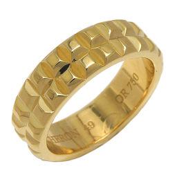 Boucheron ブシュロン ポワント ドディアマン 750イエローゴールド 9号 レディース リング・指輪 DH50845【中古】Aランク