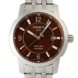 TISSOT Tissot T014410A Men's Watch Stainless Steel Men's Watch DH51119 [pre-owned]