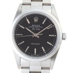 ROLEX ロレックス 14000M エアキング ステンレススチール メンズ 腕時計 DH51124【中古】Aランク