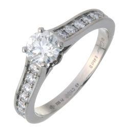 CARTIER カルティエ 1895 ソリテール ダイヤモンド Pt950プラチナ×ダイヤモンド 9号 レディース リング・指輪 DH51411【中古】Aランク