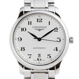 LONGINES ロンジン L2.628.4.78.6 マスターコレクション ステンレススチール メンズ 腕時計 DH51744【中古】Aランク