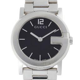GUCCI グッチ 101L ステンレススチール レディース 腕時計 DH51752【中古】Aランク