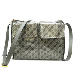GHERARDINI Geraldini shoulder bag polyester × polyurethane coated ladies shoulder bag DH52082 [pre-owned] A rank