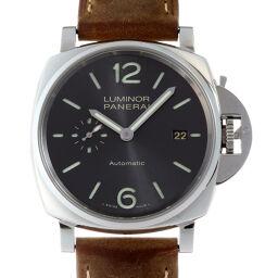 PANERAI Panerai PAM00904 Luminor Duet 3 Days Stainless Steel Men's Watch DH52312 [pre-owned] A rank