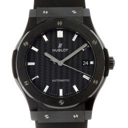 HUBLOT Hublot 511.CM.1771.RX Classic Fusion Black Magic Ceramic x Titanium Men's Watch DH52313 [pre-owned] A rank