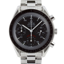 OMEGA Omega 3510.51 Speedmaster AC Milan Limited Stainless Steel Mens Watch DH52531 [pre-owned] A rank