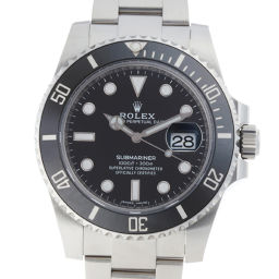 ROLEX ロレックス 116610LN サブマリーナ ステンレススチール メンズ 腕時計 DH52993【中古】Aランク