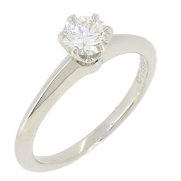 TIFFANY&Co. ティファニー ソリテール ダイヤモンド Pt950プラチナ 11号 レディース リング・指輪 DH53255【中古】Aランク