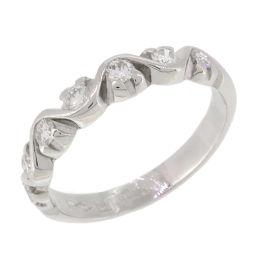 Non Brand ノンブランド ダイヤモンド リング Pt900プラチナ×ダイヤモンド 12号 レディース リング・指輪 DH53675【中古】Aランク