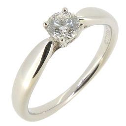 TIFFANY&Co. ティファニー ハーモニー ダイヤモンド Pt950プラチナ 9号 レディース リング・指輪 DH54067【中古】Aランク