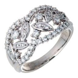 TASAKI タサキ(田崎真珠) Pt900 ダイヤモンド Pt900プラチナ×ダイヤモンド 15号 レディース リング・指輪 DH54530【中古】Aランク