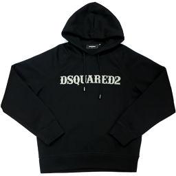 DSQUARED2 Dsquared 571GU0265 Cotton × Polyester Men's Hoodie DH54660 [Pre] SA Rank