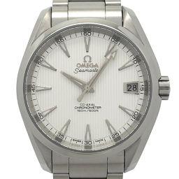 OMEGA オメガ 231.10.39.21.02.001 シーマスター アクアテラ 150m ステンレススチール メンズ 腕時計 DH55247【中古】Aランク