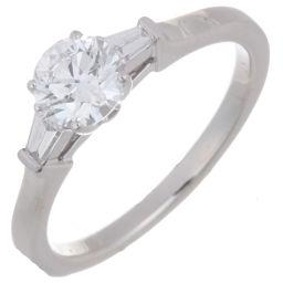 GRAFF Graph Round Diamond 0.53ct 0.15ct Promise Pt950 Platinum 8.5 Ladies Ring / Ring DH55311 [Used] A Rank
