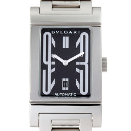 BVLGARI Bulgari RT45S Lettango stainless steel men's watch DH55417 [pre-owned] A rank