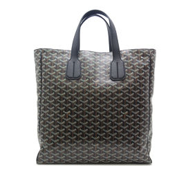 GOYARD Goyal Sack Voltaire PVC Coated Canvas x Leather Ladies' Men's Tote Bag DH55534 [Used] A Rank