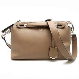 FENDI Fendi 8BL124-1D5 Byway 2WAY Bag Calf Ladies Shoulder Bag DH56180 [Used] AB Rank