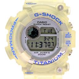 CASIO カシオ DW-8201WC G-SHOCK Gショック チタン×樹脂系 クオーツ メンズ 腕時計 DH56395【中古】Aランク