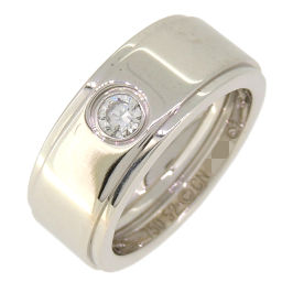 CARTIER Cartier Diamond # 52 750 White Gold No. 12 Ladies Ring / Ring DH56446 [Used] A rank