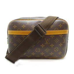 LOUIS VUITTON Louis Vuitton M45254 (Discontinued) Reporter PM Monogram Canvas Women's Men's Shoulder Bag DH56538 [Used] AB Rank