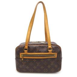 LOUIS VUITTON Louis Vuitton M51182 (Discontinued) SHITE MM Monogram Canvas Ladies Shoulder Bag DH56607 [Used]