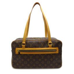 LOUIS VUITTON Louis Vuitton M51181 Cite GM Monogram Canvas Ladies Shoulder Bag DH56608 [Used] AB Rank