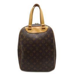 LOUIS VUITTON Louis Vuitton M41450 (Discontinued) Excursion Monogram Canvas Ladies Handbag DH56609 [Used] AB Rank