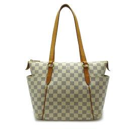 LOUIS VUITTON Louis Vuitton N51261 (Discontinued) Totally PM Damier Azur Canvas Ladies Tote Bag DH56661 [Used]