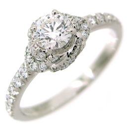 Chaumet ショーメ リアン ソリテール 0.32ct ダイヤモンド #51 Pt950プラチナ 11号 レディース リング・指輪 DH57085【中古】Aランク