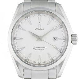 OMEGA オメガ 231.10.39.61.02.001 シーマスター アクアテラ ステンレススチール レディース 腕時計 DH57166【中古】ABランク